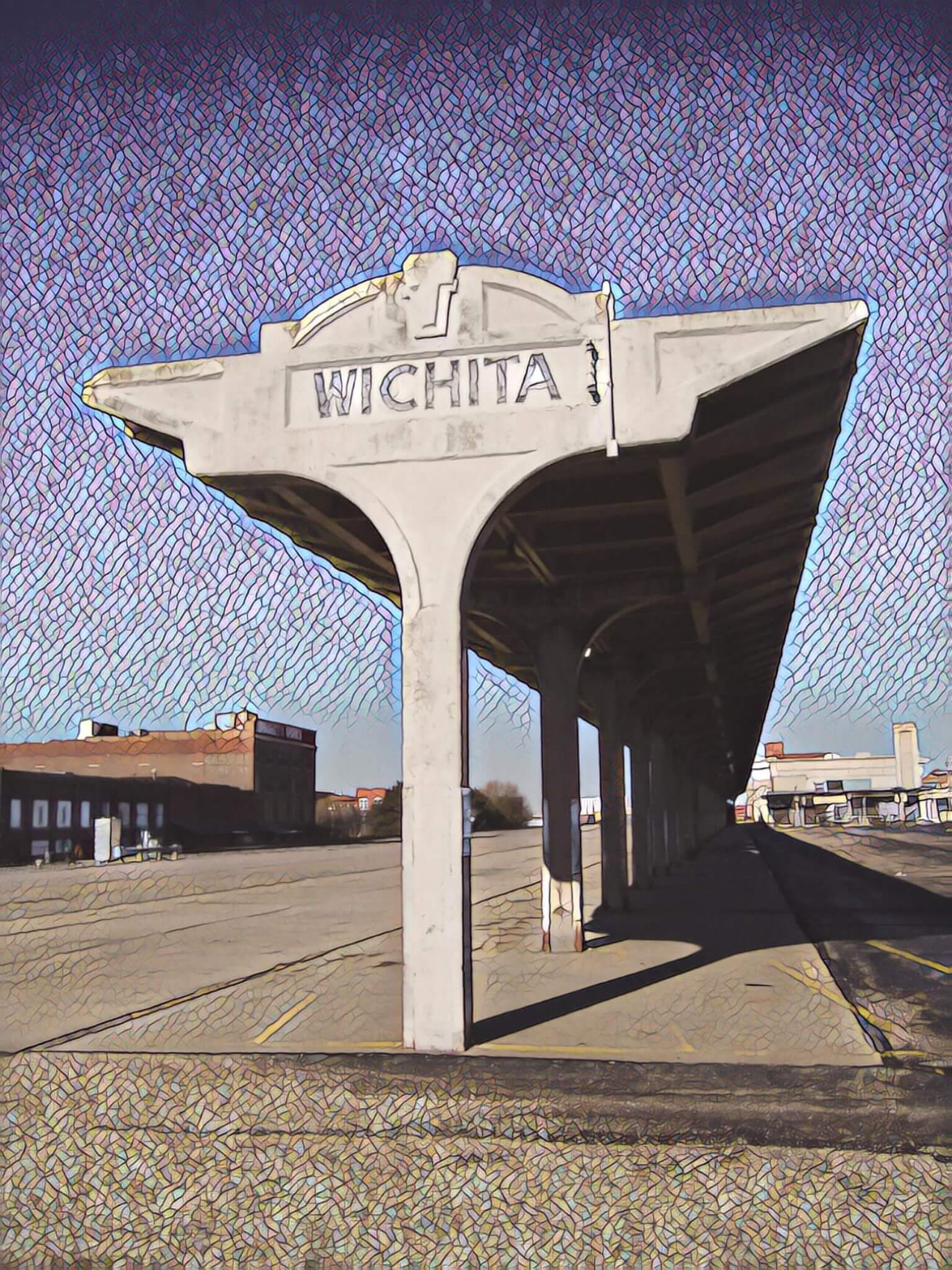 Reb Dev & Design | Wichita Union Station Image