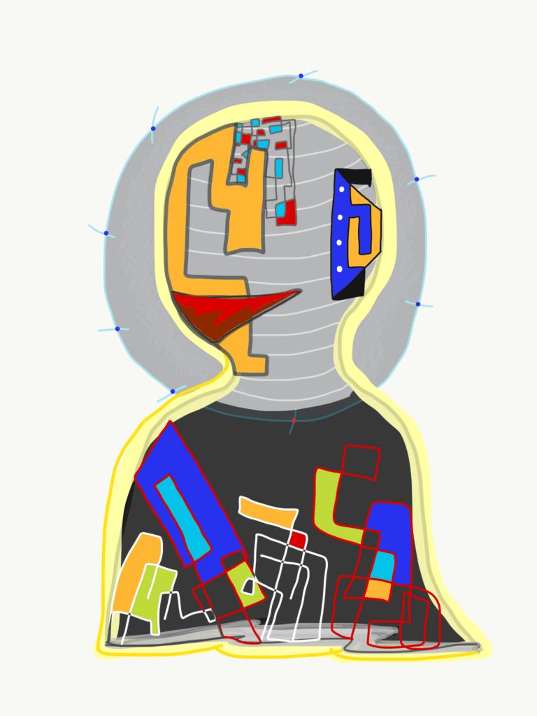 Reb Dev & Design | Abstract Digital Art | Bright